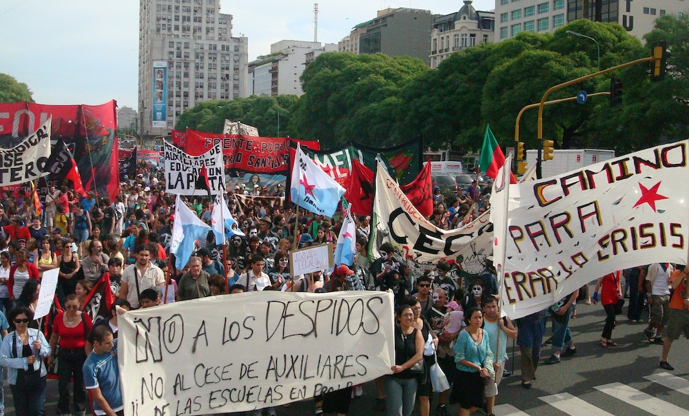 an analysis of the crisis that affected argentina in 2001 The average rate of inflation in argentina since 1991 in 2001, argentina declared what was at the time the largest memories of the 2001 crisis.